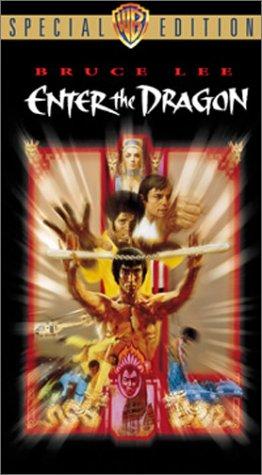 Enter the Dragon [VHS]