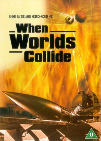 When Worlds Collide [DVD] [1951]