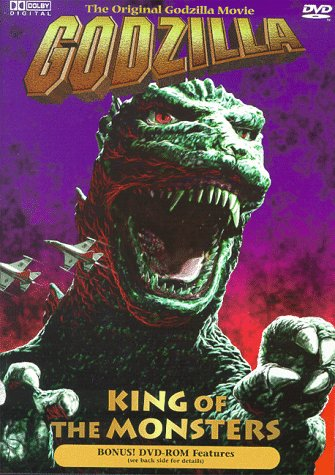 Godzilla: King of Monsters [DVD] [2005] [US Import] [NTSC]