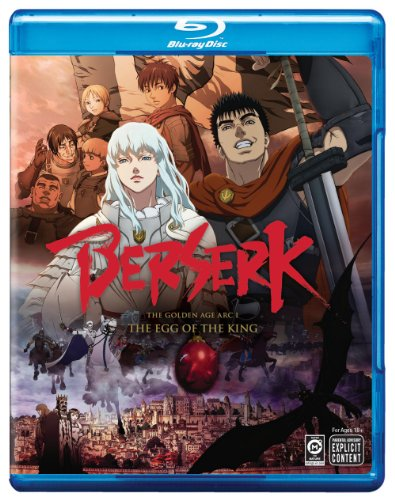 Berserk Movie BD