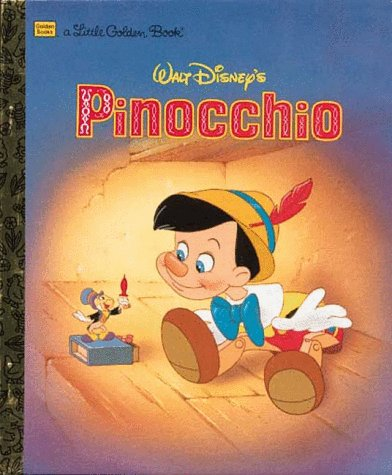 Image for Pinocchio (A Little golden book)