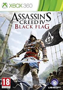 Assassin's Creed 4: Black Flag [AT - PEGI] - [Xbox 360]