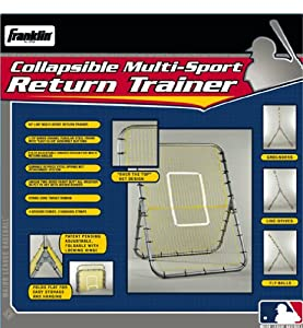 Franklin Sports MLB Fold-Up Multi-Sport Return Trainer by Franklin