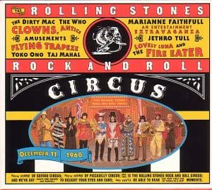 Rock And Roll Circus [Musikkassette]