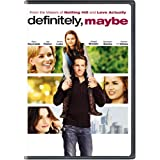 Definitely, Maybe (Widescreen) ~ Ryan Reynolds