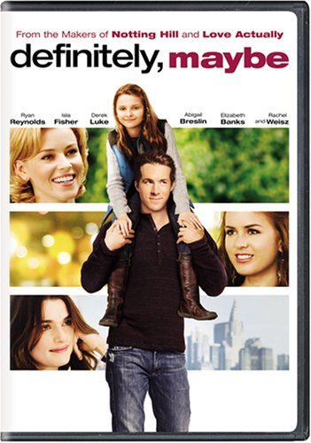 Cover art for  Definitely, Maybe (Widescreen)
