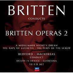 Britten: Gloriana, Op.53 / Act 3 Scene 1 - 45. Discussion