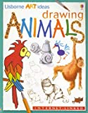 img - for Drawing Animals: Internet-Linked (Usborne Art Ideas) book / textbook / text book