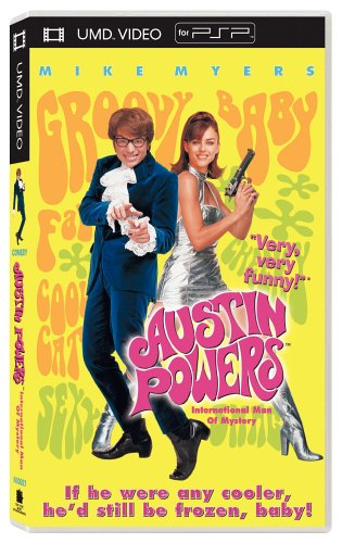 Austin Powers - International Man of Mystery [UMD for PSP]