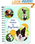 2016 PLANNER Daily Wisdom for Dog Lovers