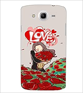 PrintDhaba Love Image D-3931 Back Case Cover for SAMSUNG GALAXY MEGA 5.8 (Multi-Coloured)