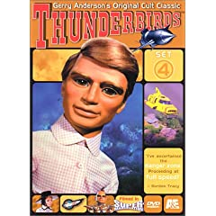 Thunderbirds - Set 4 by