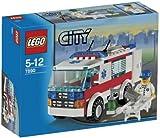 レゴ 救急車 7890