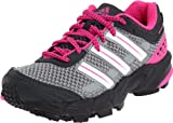 51F9JEIRDXL. SL160  adidas RESPONSE Trail 18 x Running Shoe (Little Kid/Big Kid),Shift Grey/Zero Metallic/Intense Pink,5 M US Big Kid