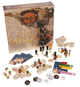 Carolus Magnus Board Game