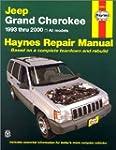 Haynes Jeep Grand Cherokee 1993 - 200...