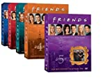 echange, troc Friends - The Complete First Five Seasons (5-Pack) [Import USA Zone 1]
