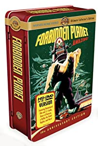 Forbidden Planet (Ultimate Collector's Edition) [HD DVD]