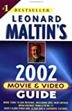 Leonard Maltin's Movie & Video Guide 2002 (0452282837) by Maltin, Leonard