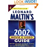 Leonard Maltin's Movie and Video Guide 2002 (Leonard Maltin's Movie Guide)