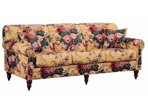 AC Furniture 21003 Sofa with Rolled Arms - Grade 1, 21003-grade1, 21003 grade1, 21003grade1