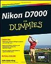 Nikon D7000 For Dummies