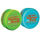 OKeeffes K0350015 Working Hands and Healthy Feet Combo Pack