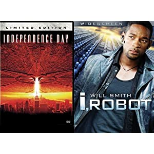"Will Smith stars in this science fiction movie, ""Independence Day"", one of the biggest box office hits."