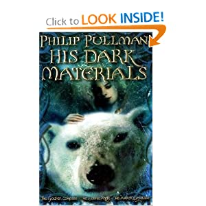 His Dark Materials Omnibus (The Golden Compass; The Subtle Knife; The Amber Spyglass) by Philip Pullman
