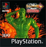 Army Men - Operation Meltdown (PS1)