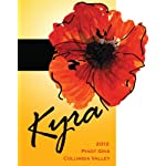 2012 Kyra Pinot Gris Columbia Valley 750 mL