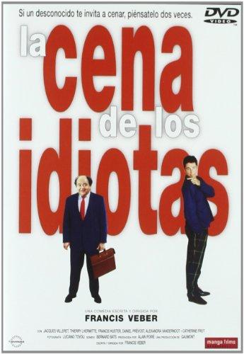 La cena de los idiotas [DVD]