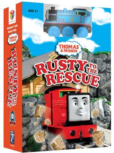 Thomas & Friends Rusty To The Rescue W/train [dvd]
