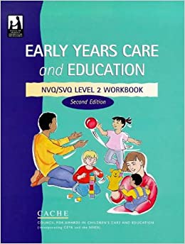 child care and education level 2 Early child care is an equally important and often overlooked component of child development child care  a certain level of formal education in.