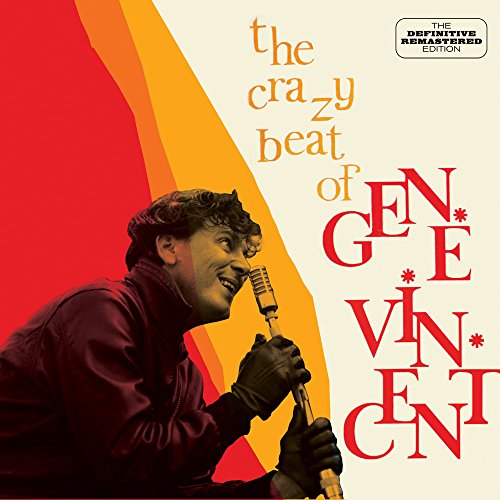 Gene Vincent - The Crazy Beat Of - Zortam Music