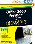 Office 2008 for Mac All-in-One For Du...