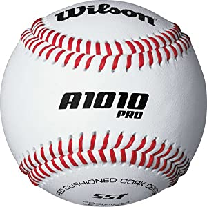 Wilson A1010 Baseball W  NFHS Stamp by Wilson