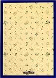 木製パズルフレーム ディズニー専用 1000ピース用 ブルー (51x73.5cm)