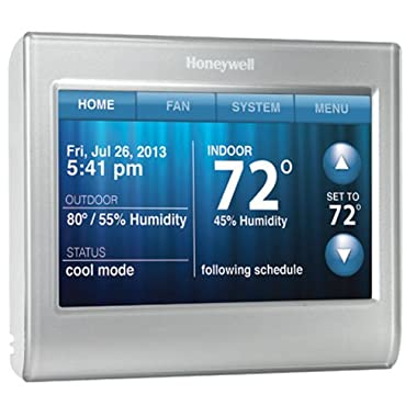 Honeywell Wi-Fi Smart Touchscreen Thermostat (Works with Alexa)