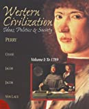 img - for Western Civilization, Volume 1 Sixth Edition book / textbook / text book