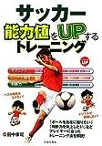 サッカー能力値(パラメータ)をUPするトレーニング