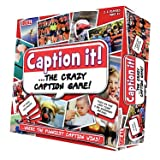 John Adams Caption It Card Game - Juego de encontrar parejas (en ingl�s)