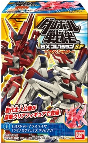 ダンボール戦機LBXコレクションSP 10個入 BOX (食玩・ガム)