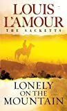 Lonely on the Mountain: A Novel (Sacketts)