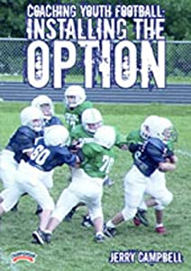 Championship Productions Coaching Youth Football: Installing The Option DVD by Championship Productions, Inc.