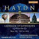 Haydn: Symphonies Londoniennes, Volume 1