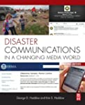 Disaster Communications in a Changing...