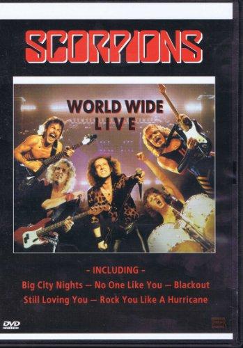 Scorpions World Wide Live 1985 DVD (World Wide Live compare prices)