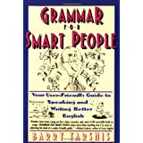 Grammar for Smart People ~ Barry Tarshis