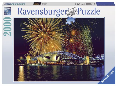Fireworks Sydney - 2000 Piece Jigsaw
